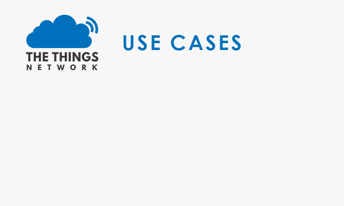 The Things Network communities' use cases