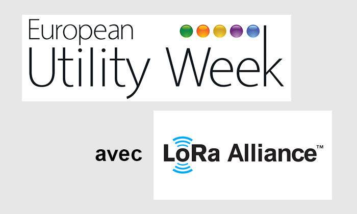 Vertical M2M presents its LoRaWAN and Energy expertise at the European Utility Week with the LoRa Alliance, November 12th - 14th 2019, Barcelona