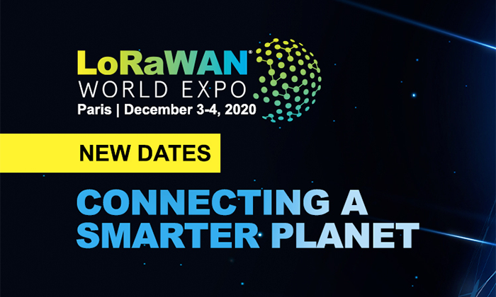 Vertical M2M exhibits at the LoRaWAN World Expo